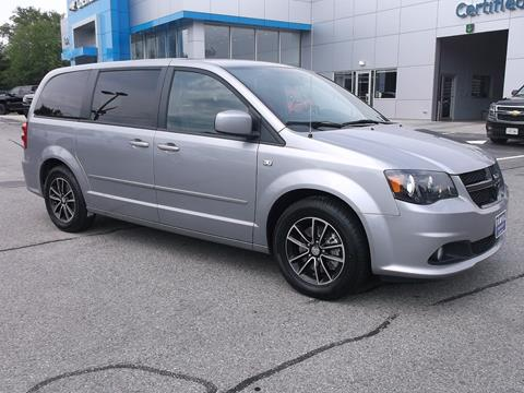 2014 Dodge Grand Caravan for sale in Acton, MA