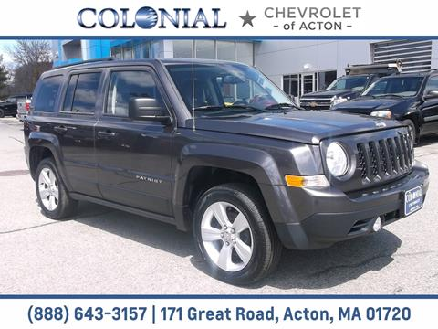 2014 Jeep Patriot for sale in Acton, MA