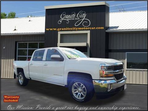 2016 Chevrolet Silverado 1500 for sale in Saint Cloud, MN