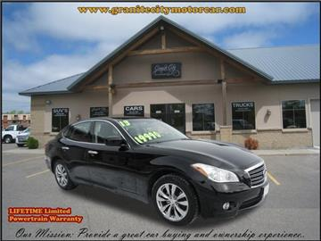 2013 Infiniti M37 for sale in Waite Park, MN