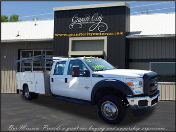 2012 Ford F-550 for sale in Saint Cloud, MN