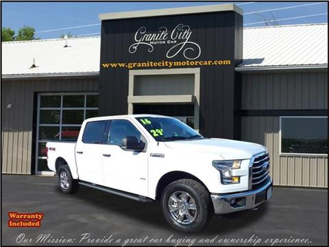 2016 Ford F-150 for sale in Saint Cloud, MN