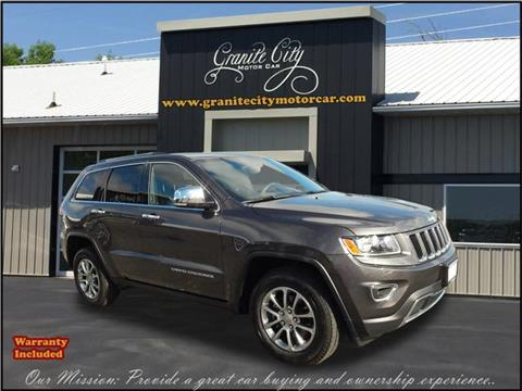 2015 Jeep Grand Cherokee for sale in Saint Cloud, MN
