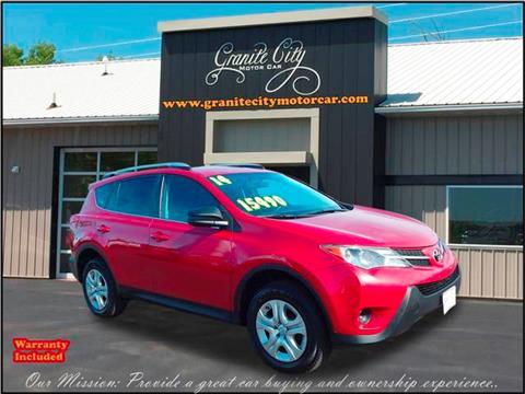 2014 Toyota RAV4 for sale in Saint Cloud, MN