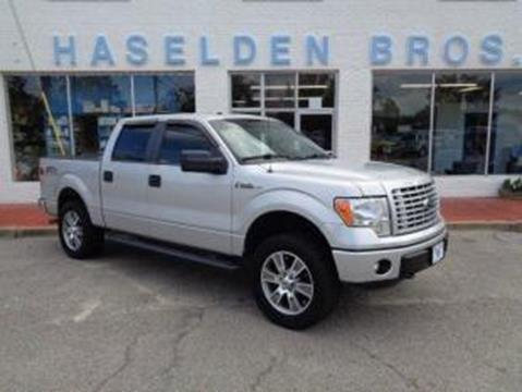 2014 Ford F-150 for sale in Hemingway, SC