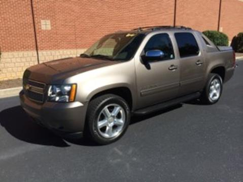 2011 Chevrolet Avalanche for sale in Hemingway, SC