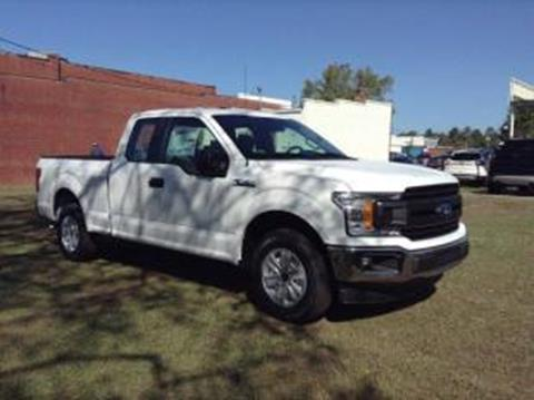 2018 Ford F-150 for sale in Hemingway, SC