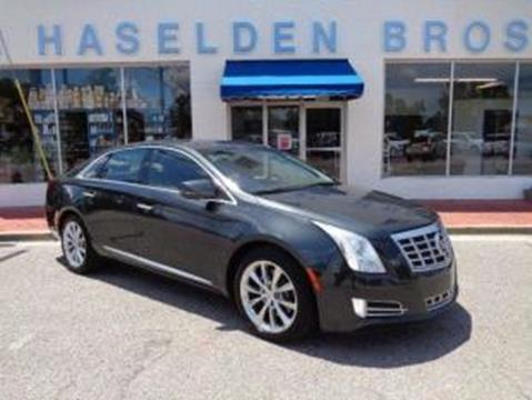 2014 Cadillac XTS for sale in Hemingway, SC