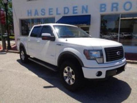 2011 Ford F-150 for sale in Hemingway, SC