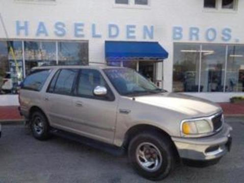 1997 Ford Expedition for sale in Hemingway, SC