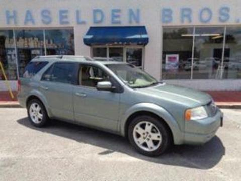 2005 Ford Freestyle for sale in Hemingway, SC