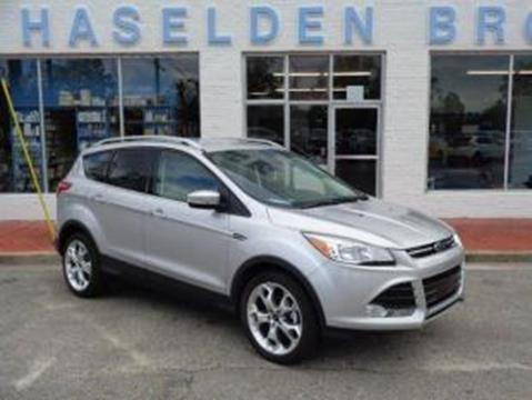 2015 Ford Escape for sale in Hemingway, SC