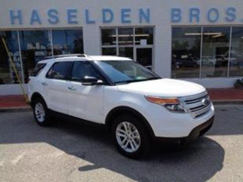 2015 Ford Explorer for sale in Hemingway, SC