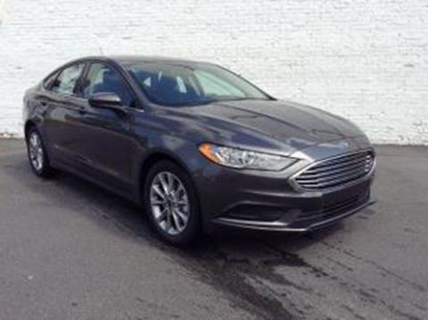 2017 Ford Fusion for sale in Hemingway, SC
