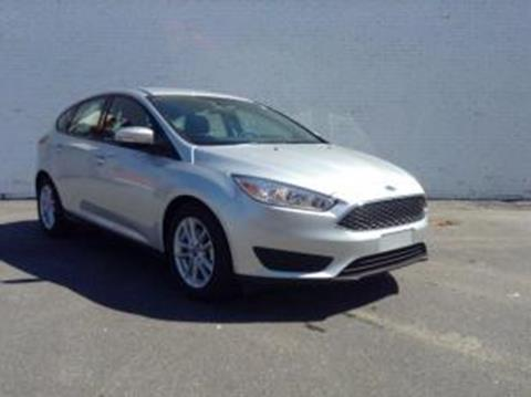 2017 Ford Focus for sale in Hemingway, SC