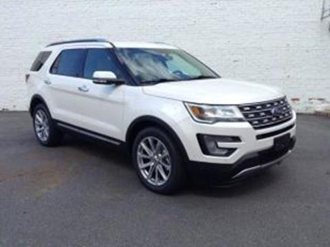 2017 Ford Explorer for sale in Hemingway, SC