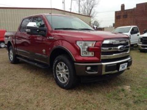 2017 Ford F-150 for sale in Hemingway, SC