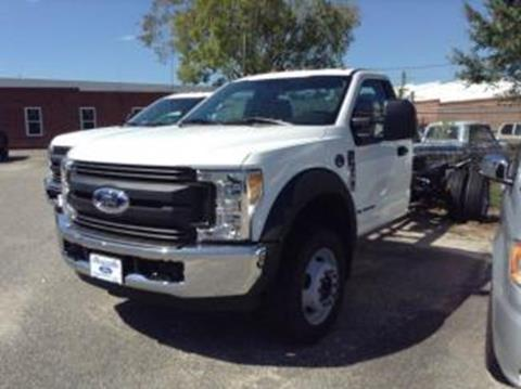 2017 Ford F-450 for sale in Hemingway, SC