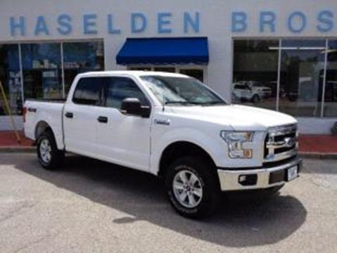 2016 Ford F-150 for sale in Hemingway, SC