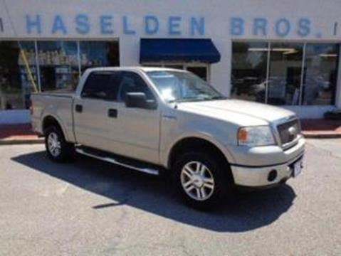 2006 Ford F-150 for sale in Hemingway, SC