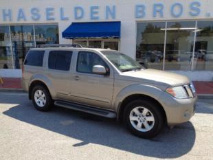 2008 Nissan Pathfinder for sale in Hemingway, SC