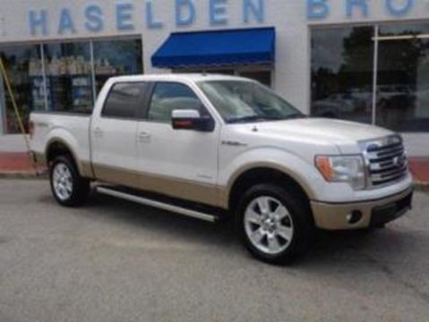 2013 Ford F-150 for sale in Hemingway, SC
