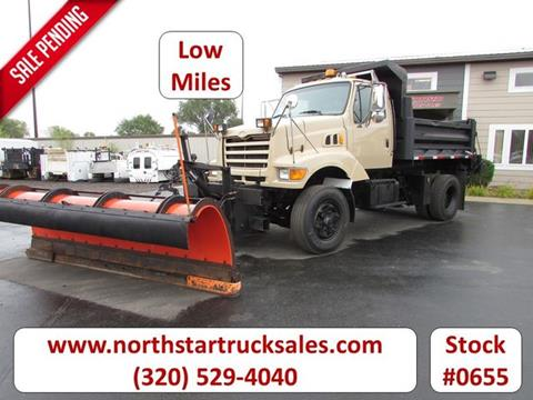 1998 Ford L-8511 Dump Truck for sale in St Cloud, MN