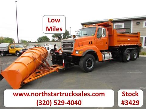 2001 Sterling Plow/Dump Truck for sale in St Cloud, MN