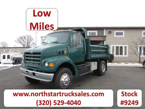 2002 Sterling L-7500 Dump Truck for sale in St Cloud, MN