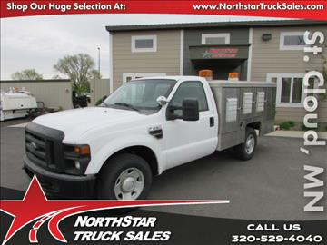 2008 Ford F-250 Super Duty for sale in St Cloud, MN