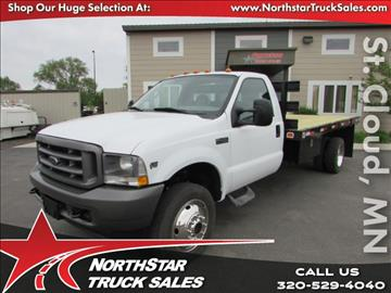 2004 Ford F-450 4x4 for sale in St Cloud, MN