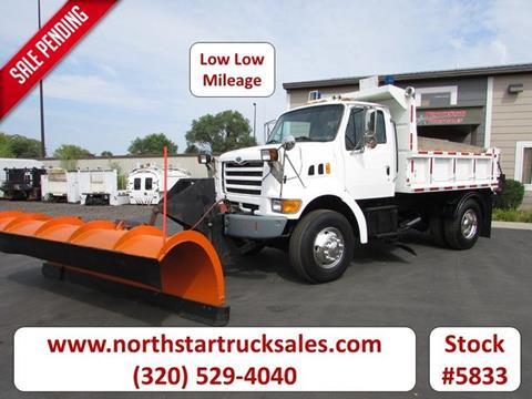1998 Ford L-8501 Dump Truck for sale in St Cloud, MN