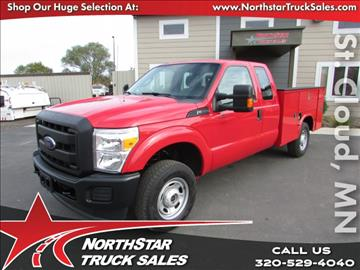 2012 Ford F-250 Super Duty for sale in St Cloud, MN