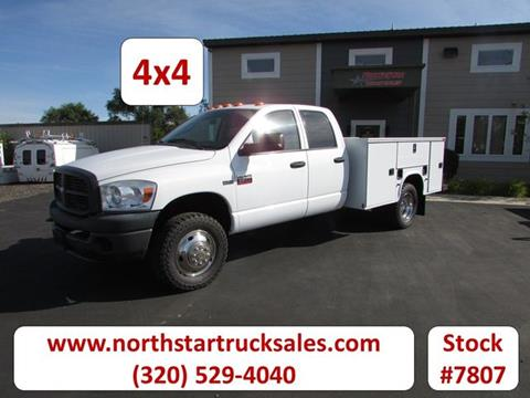 2009 Dodge Ram Chassis 3500 for sale in St Cloud MN