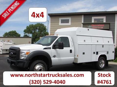 2012 Ford F-450 Service Utility Truck for sale in St Cloud, MN