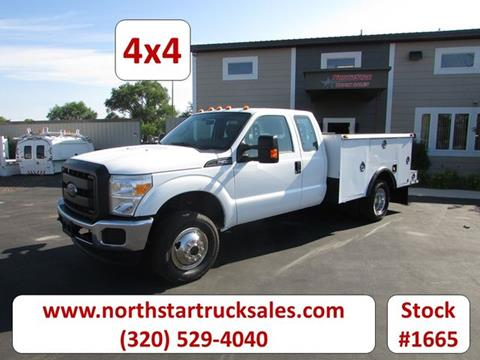2012 Ford F-350 Super Duty for sale in St Cloud MN