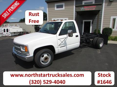 2000 Chevrolet 3500 Cab Chassis for sale in St Cloud, MN
