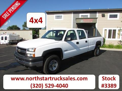 2007 Chevrolet Silverado 3500 Classic for sale in St Cloud MN