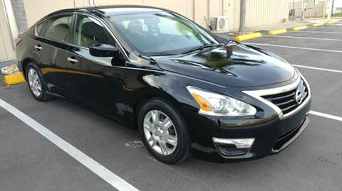 2015 Nissan Altima for sale in Clearwater FL