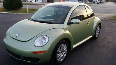 2008 Volkswagen New Beetle for sale in Clearwater, FL