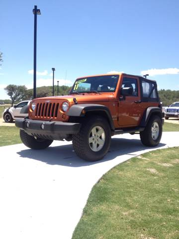 2011 Jeep Wrangler for sale in ROCKPORT TX