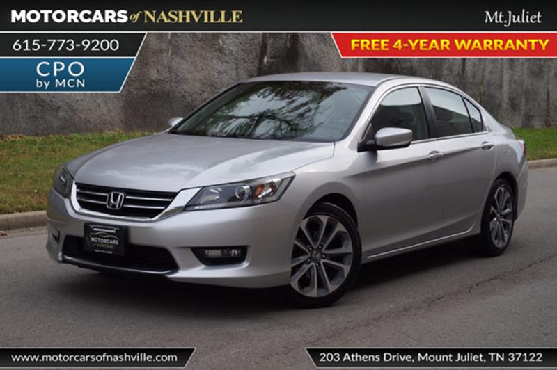 used honda accord for sale in mount juliet tn. Black Bedroom Furniture Sets. Home Design Ideas