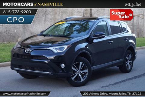 2016 Toyota RAV4 for sale in Mount Juliet, TN