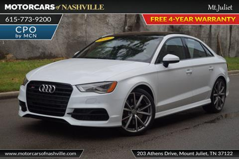 2016 Audi S3 for sale in Mount Juliet, TN