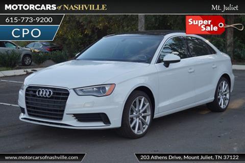 2015 Audi A3 for sale in Mount Juliet, TN