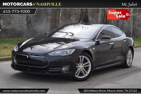 Used Tesla Model S For Sale >> 2016 Tesla Model S For Sale In Mount Juliet Tn