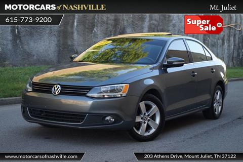 2011 Volkswagen Jetta for sale in Mount Juliet, TN