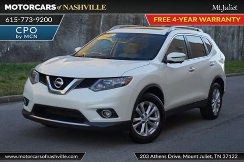 2016 Nissan Rogue for sale in Mount Juliet, TN
