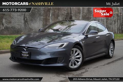 Used Tesla Model S For Sale >> 2017 Tesla Model S For Sale In Mount Juliet Tn