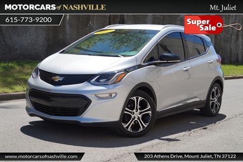 2017 Chevrolet Bolt EV for sale in Mount Juliet, TN
